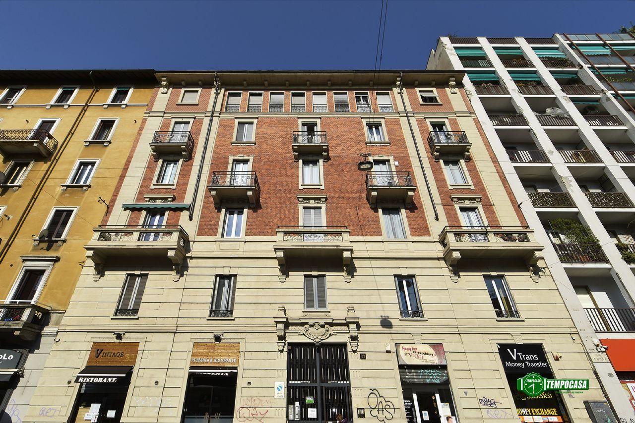 Vendita trilocale Milano Pasteur