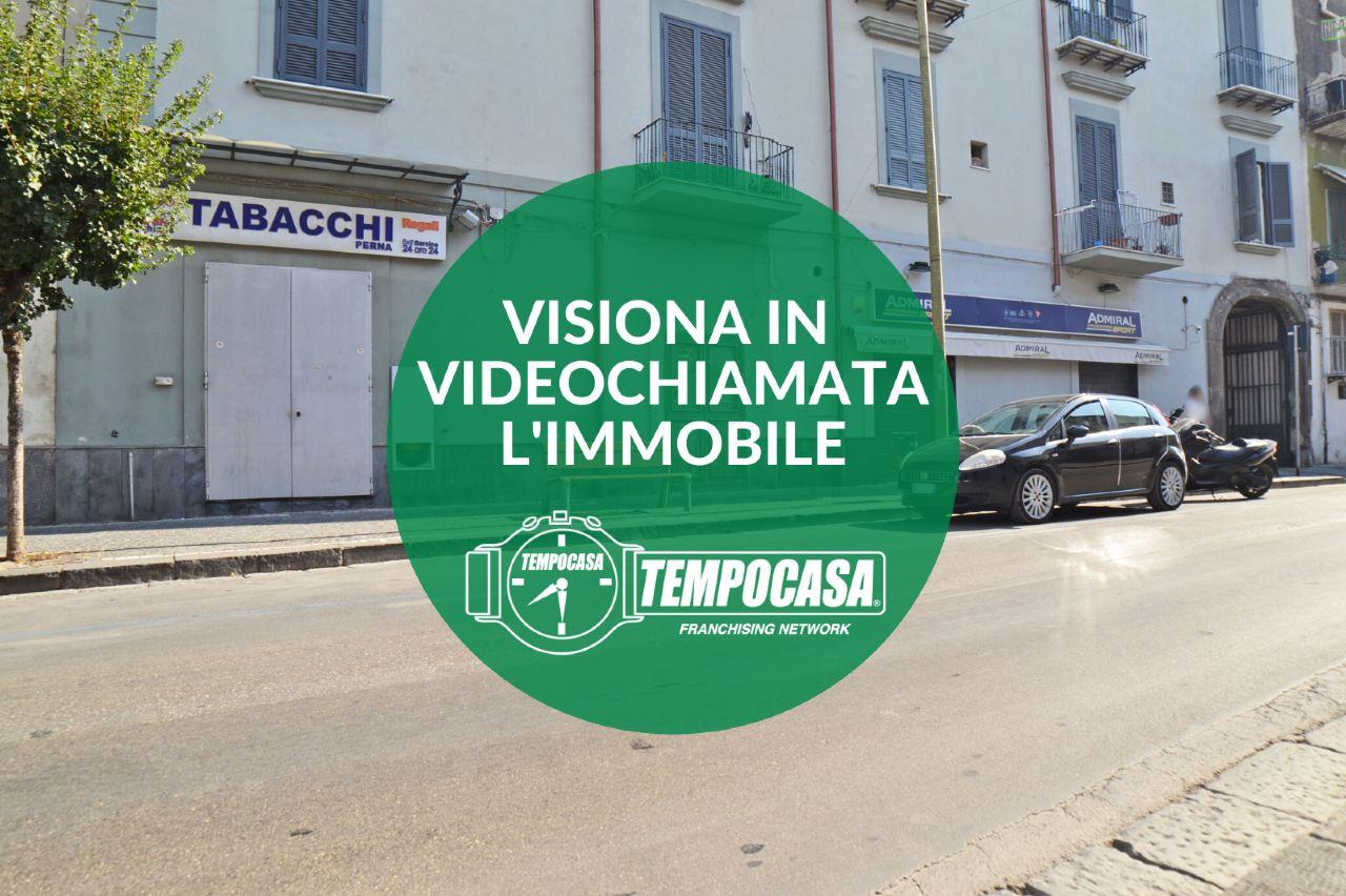 Via Romani Pomigliano D Arco vendita locale commerciale pomigliano d'arco
